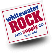 Whitewater Rock & Supply Co. Logo
