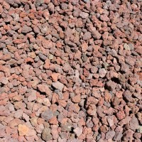 "Big Lake Cinders 3/4"" Decorative Crushed Rock"