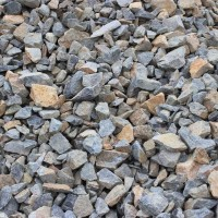 "Blue Cresta 3"" minus Decorative Crushed Rock"