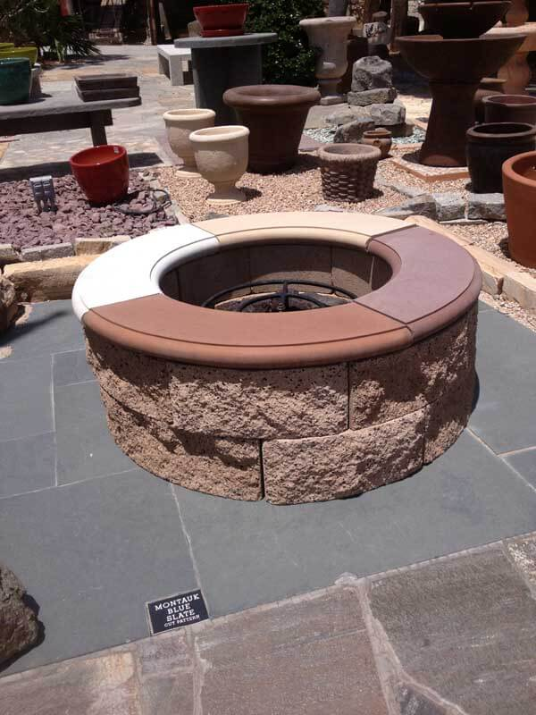 Outdoor Firepit Kit