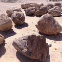 Golden Select Boulders