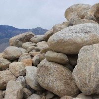 Indian Canyon Boulders