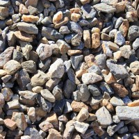 "Oak Valley Cresta 3/4"" Decorative Crushed Rock"
