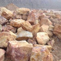 Palm Springs Gold Boulders