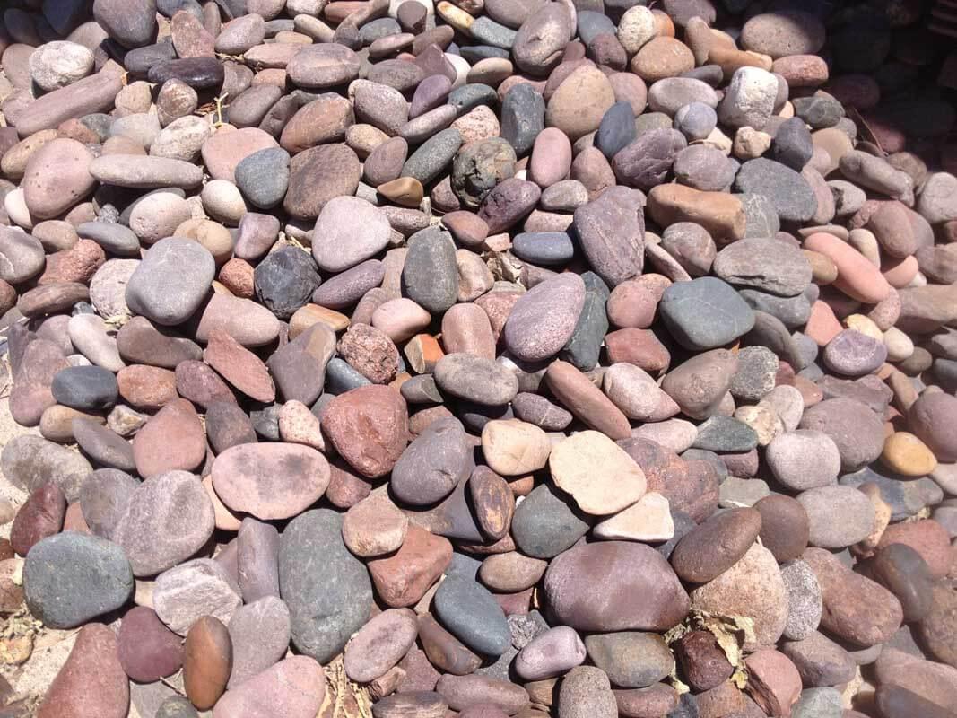 Salt River Pebbles