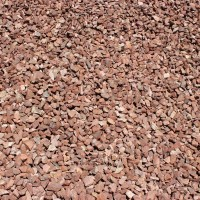 "Southwest Brown 3/4"" Decorative Crushed Rock"