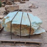 Utah Green Qyx Boulders