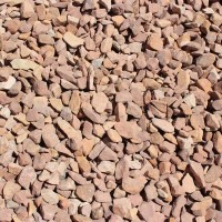 "Vegas Rainbow 3/4"" Decorative Crushed Rock"