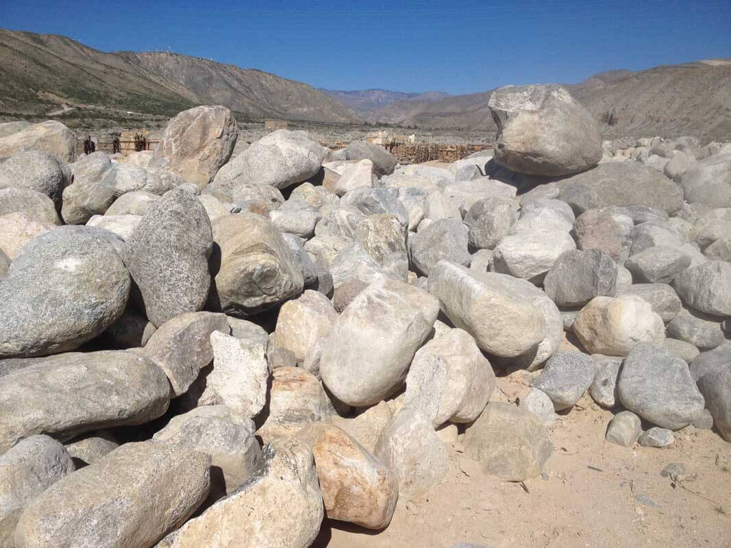 Whitewater River Boulders