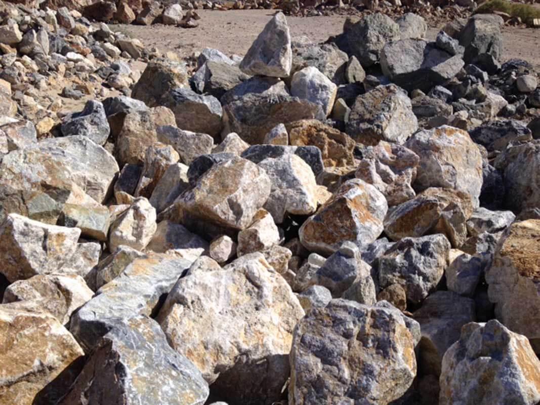 Large Rip Rap Boulders