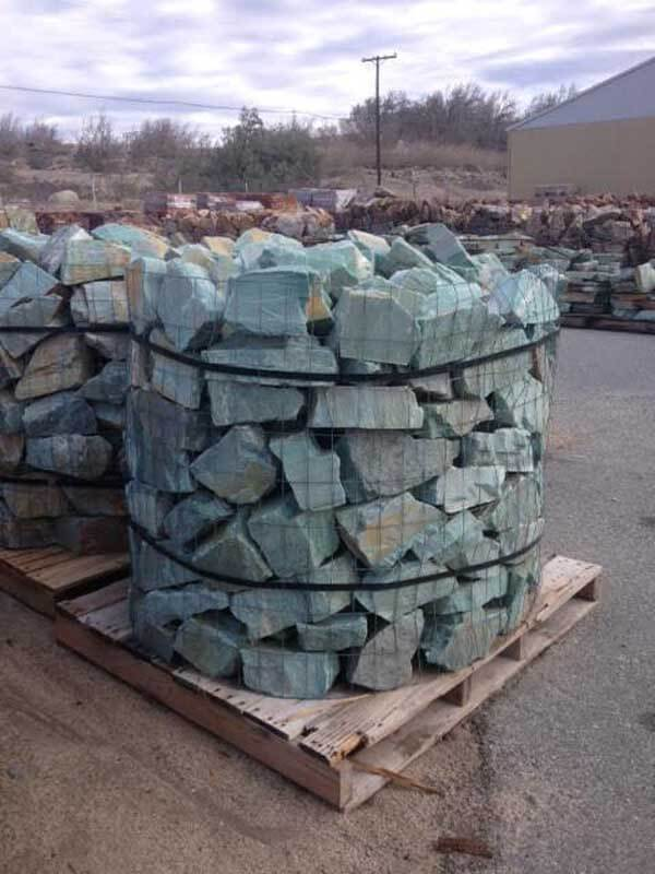 Utah Green Rubble