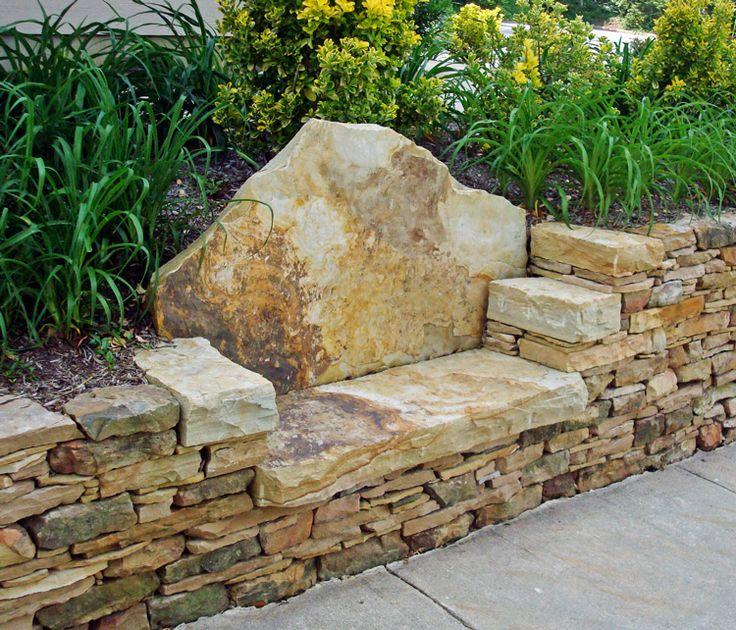 Charmant Natural Stone Seating