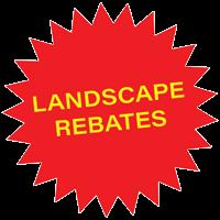 Landscape Rebates