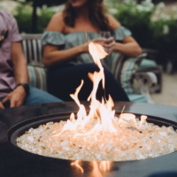 fire pits in palm desert